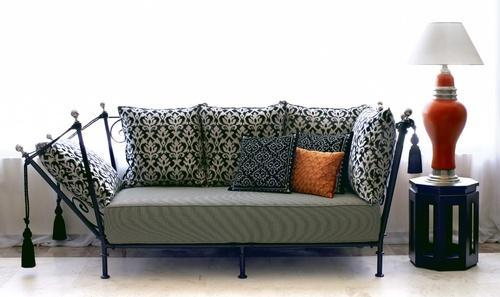 Astounding Wrought Iron Sofa Manufacturer From Mumbai Pdpeps Interior Chair Design Pdpepsorg