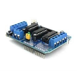 Motor Shield (L293,stepper,servo)for Arduino,rasberrypi,microcontrollers,projects Robots