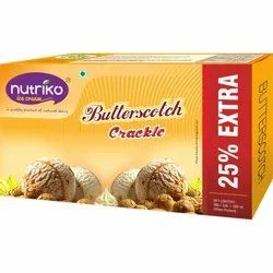 Natural Dairy Ice Cream, Packaging Size: 400+100ml, Packaging Type: Box