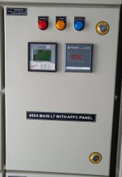 400A Main LT Control Panel