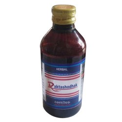 Ayurvedic Herbal Raktshodak, Non prescription, Treatment: Skin And Blood Treatment