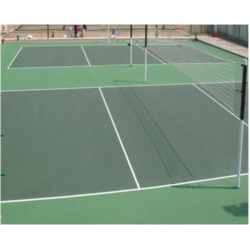 Volleyball Court Synthetic Flooring