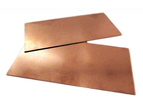 Copper Sheet Thickness 0 10 10mm Rs