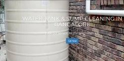 WATER TANK & SUMP CLEANING SERVICES, Bangalore, Business Industry Type: Residential