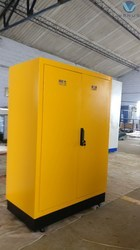 Hazardous Chemical Storage Cupboard
