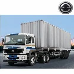 BharatBenz 5528T Truck Tractor, GCW -  55000 kg