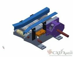 Mechanical Engineering Design services - CAD Amen Engineering Consultant