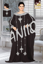 Arabian Wedding Gown Thobe 348