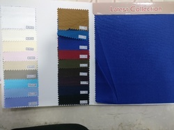 100% Cotton Twill Shirting Fabric