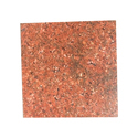 Red Granite Slab, For Wall Cladding, Flooring, Thickness: 17 Mm