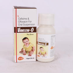 Cefixime 50 Mg Ofloxacin 50 Mg