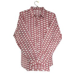 BR Enterprises Male Cotton Shirt