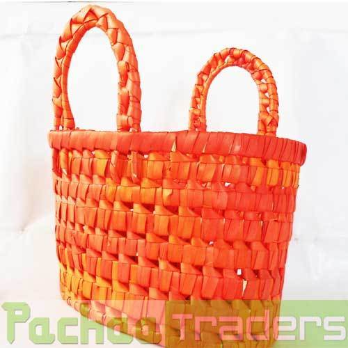 Panai Palm Leaf Basket Handicraft Return Gifts At Rs 85 Piece