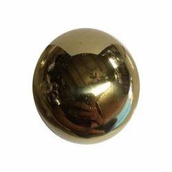 Railing Round Brass Ball