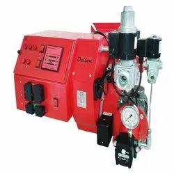 Dual Fuel Burner for Heat Exchanger