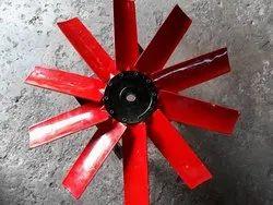 Aluminum Impeller 6 Blade Dia 710 mm