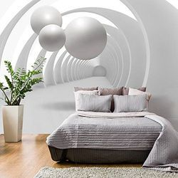 3D Bedroom Wallpaper
