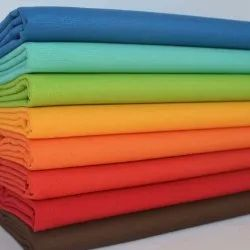 Maheshwari Plain Cotton Fabrics, GSM: 100-150