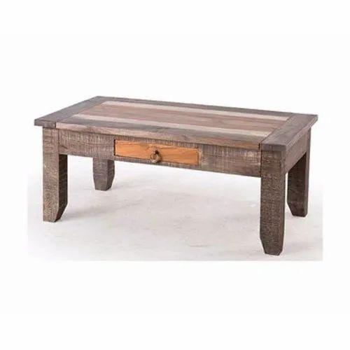 Hardwood Low Height Table