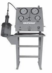 100 Bar - 5000 Bar Griphold Ultra High Pressure Air Hydraulic Pumps, For Industrial
