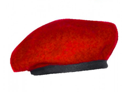 NCC Beret Cap - View Specifications   Details of Beret Caps by ... 38614c6609cd