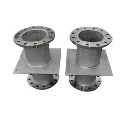 Alloy Puddle Flange
