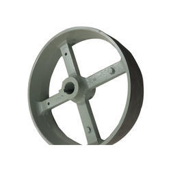Belt Pulley - Industrial Belt Pulley Latest Price