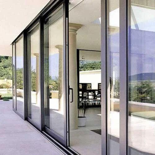 Aluminum Glass Sliding Door At Rs 350 Square Feet Lado Sarai