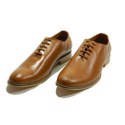 Brown Fancy Formal Shoes, Size: 6-10