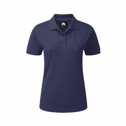 Mens Cotton Collar T Shirt, Size: S-XL