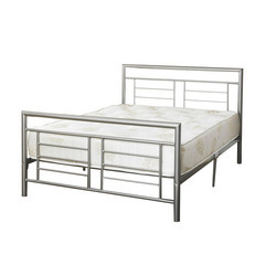 6/6 Feet Stainless Steel Double Bed Frame