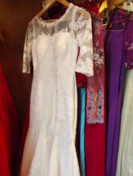 Christian Bridal Gown
