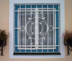 Designer Mild Steel Window Grill