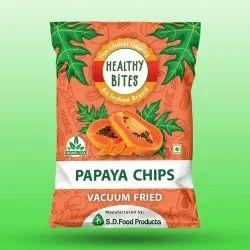 Vaccum Fried Papaya Chips