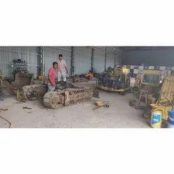 Excavator Machine Repair Service