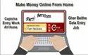 Online Captcha Data Entry Service