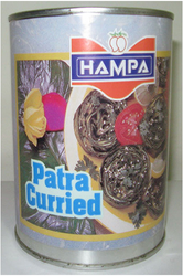Patra Curried