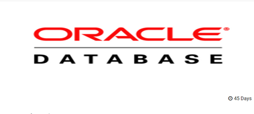 Oracle Database System Education Course in Beside Satyam