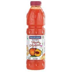 Peach & Apricot Fruit Crush