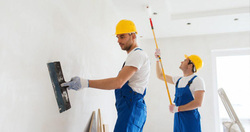 Commercial & Industrial Painting Services, Commercial Wall Painting