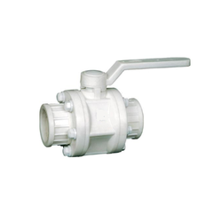 HDPE / PP Ball Valves