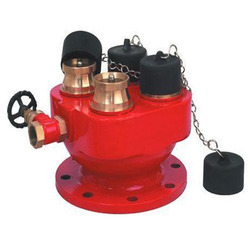 4 Way Hydrant Inlet Connection