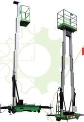 Twin Mast Lift