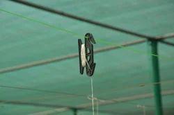 Greenhouse Trellising H Hook