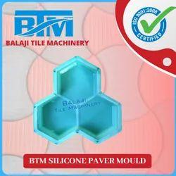 BTM Silicone Paver Mould