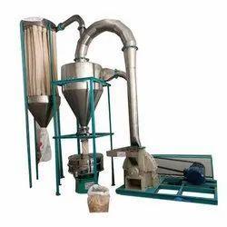 Mild Steel Spice Grinding Machine, Capacity: 200 to 5000 kg/hr