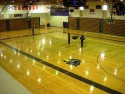 Vollyball Court Flooring Service
