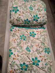Fancy Cotton Double Bed Razai