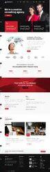 Online Corporate Website Design Service, Rsponsive, Logo Design