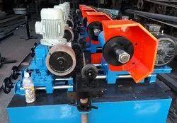 Automatic Pipe Polishing Machine